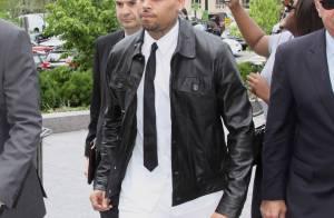 Chris Brown : Menacé d'un retour en prison après son jugement