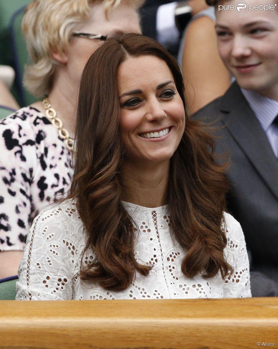 Kate Middleton : Rayonnante, elle assiste impuissante à la