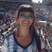 Mondial 2014 : La mort d'une jeune journaliste endeuille Messi et l'Argentine