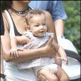 Halle Berry sublime avec sa fille