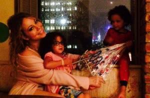 Mariah Carey : Au coeur de la tempête, elle se réconforte avec ses jumeaux