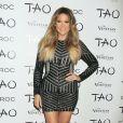 Khloe Kardashian fête son trentième anniversaire au nightclub Tao à Las Vegas Le 05 Juillet 2014