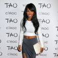 Malika Haqq - Khloe Kardashian fête son trentième anniversaire au nightclub Tao à Las Vegas Le 05 Juillet 2014 5