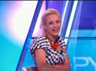 Pyramide : Come-back réussi, Elodie Gossuin en plein fou rire
