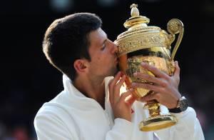 Wimbledon - Novak Djokovic : ''Je vais me marier et devenir un papa !''