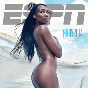 Venus Williams, Serge Ibaka... Ces sportifs entièrement nus au corps de rêve