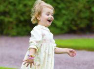 Princesse Victoria, 37 ans : Sa fille Estelle récolte ses cadeaux d'anniversaire