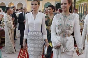 Letizia d'Espagne, Lalla Salma du Maroc : Éblouissantes pour un iftar fondateur
