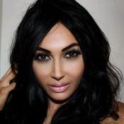 Kim Kardashian copiée : Une Anglaise de 24 ans se ruine pour être son sosie !
