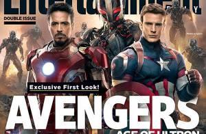 Avengers 2 : Iron Man et les Vengeurs se dévoilent face au méchant, Ultron