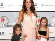 Brooke Burke : Sexy maman avec son musclé mari David Charvet