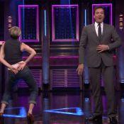Robin Wright, irrésistible à 48 ans : Son booty shake impressionne Jimmy Fallon