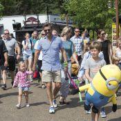 Mary et Frederik de Danemark : Les enfants s'éclatent à Legoland !