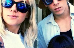 Alizée et Annily : Complices en Corse avec Grégoire, le trio irradie de bonheur