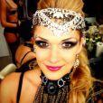 Caroline Boutier (Dilemme) : toujours plus sexy lorsqu'elle performe au Vip Room de Saint-Tropez