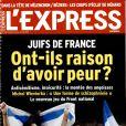 Le magazine L'Express du 6 août 2014