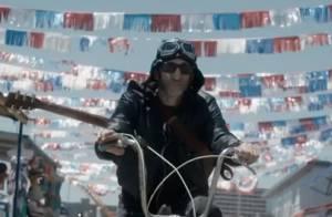 Counting Crows : Retour émouvant à Palisades Park, sublime derrière les dollars