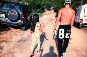 Alizée : Sa fille Annily et Grégoire Lyonnet toujours plus complices en Corse