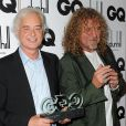 Jimmy Page et Robert Plant