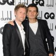 Christopher Bailey et Orlando Bloom