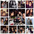 Kourtney Kardashian a posté sur Instagram ce montage de Kylie Jenner et elle pour son anniversaire.