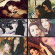 Comme Kourtney, Khloé Kardashian a posté sur Instagram un montage de Kylie Jenner et elle pour son 17e anniversaire.