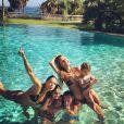 Vacances en famille à Marbella pour Michelle Rodriguez