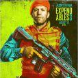 Affiche du film Expendables 3 avec Jason Statham