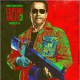 Affiche du film Expendables 3 avec Arnold Schwarzenegger