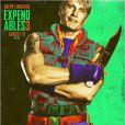 Affiche du film Expendables 3 avec Dolph Lundgren