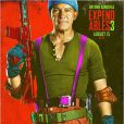 Affiche du film Expendables 3 avec Antonio Banderas