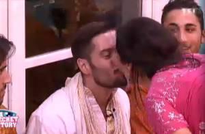 Secret Story 8 : Premier baiser entre Steph et Leïla, Sara est seule contre tous
