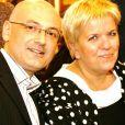 Mimie Mathy et son mari Benoist Gérard en 2007.