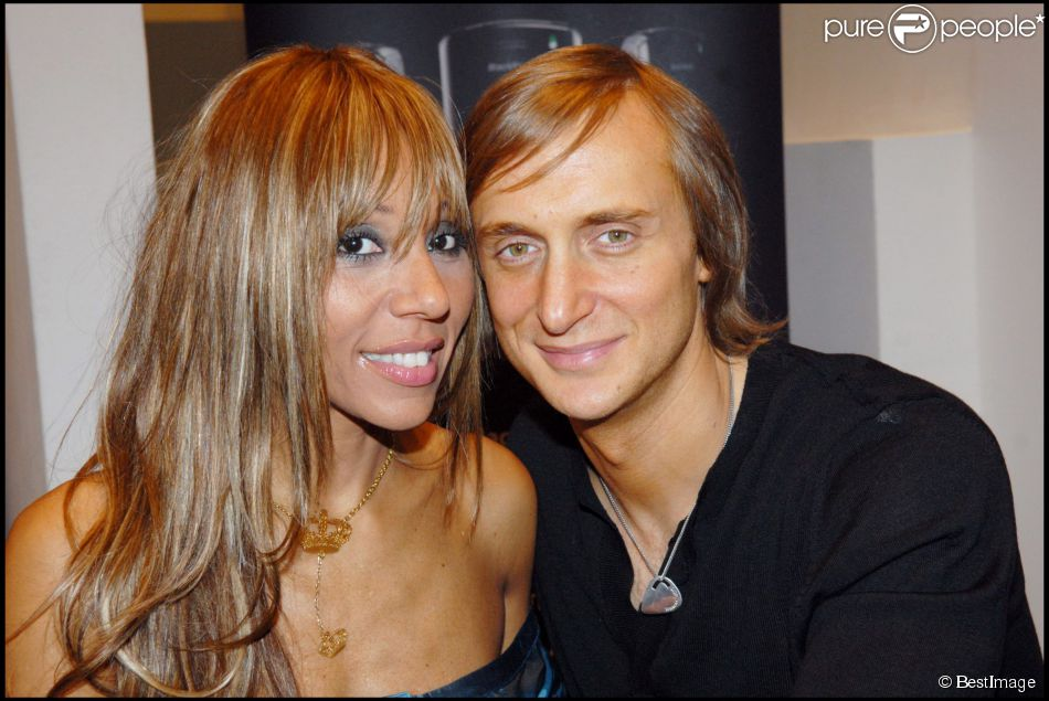 cathy et david guetta la rupture 39 39 nous avons d cid de nous s parer 39 39 purepeople. Black Bedroom Furniture Sets. Home Design Ideas