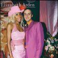 David et Cathy Guetta aux Bains Douches à Paris en 1999