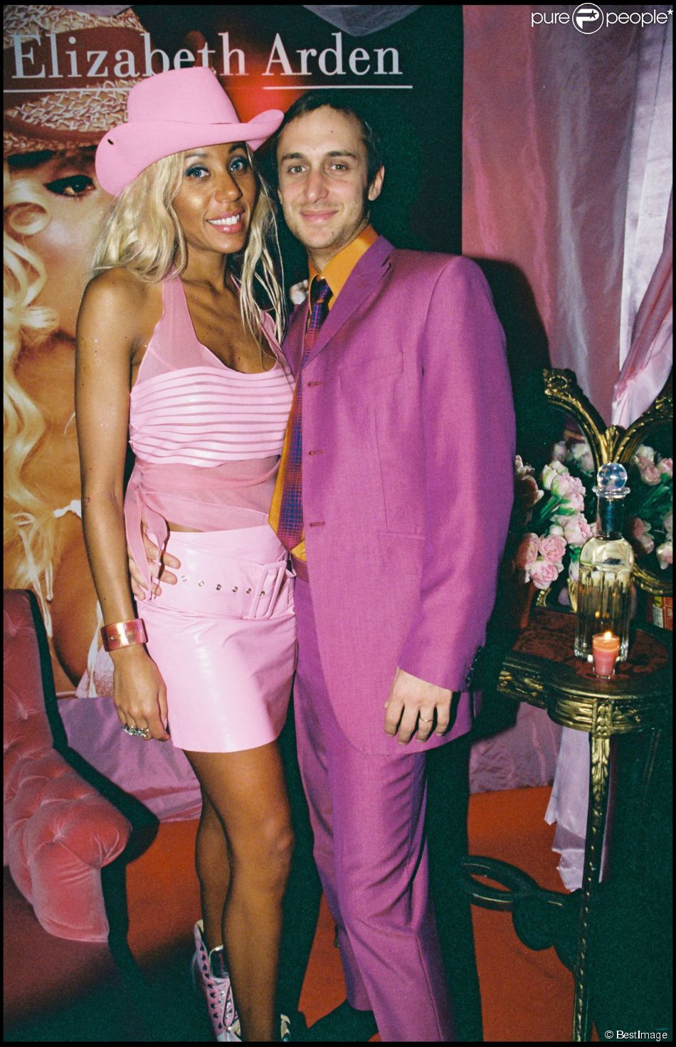 david et cathy guetta aux bains douches paris en 1999. Black Bedroom Furniture Sets. Home Design Ideas