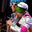 Le groupe Explosion de caca dans l'émission La France a un Incroyable Talent sur M6 le mardi 12 novembre 2013