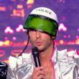 Le groupe Explosion de caca (avec Pierrick, le fils d'Henri Dès à la batterie) dans l'émission La France a un Incroyable Talent sur M6 le mardi 12 novembre 2013