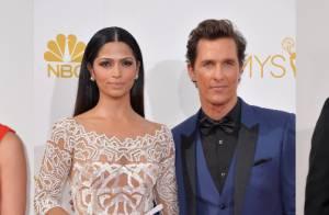 Matthew McConaughey, Claire Danes, Jon Hamm: In love avec leurs moitiés aux Emmy