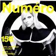 """""""L'aristochat"""", interview de Karl Lagerfeld dans """"Numéro"""" (septembre 2014), en kiosques."""