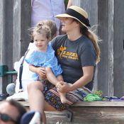 Drew Barrymore : Une adorable maman-poule pulpeuse avec sa petite Olive