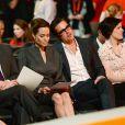 Angelina Jolie, Brad Pitt - Conférence pour la prévention contre les violences sexuelles lors des conflits. Londres, le 13 juin 2014