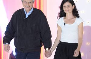 Claude Lelouch et sa fille Salomé : Tendres complices face à Michel Boujenah