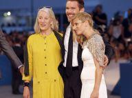 Ethan Hawke : Séduisant entouré des femmes de sa vie, sa mère et son épouse