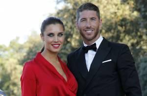Sergio Ramos : Sa belle Pilar Rubio présente leur bébé pour la première fois