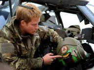 Prince Harry : L'appel de l'hélico est trop fort, il quitte déjà son bureau !