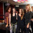 Exclu : Laurie Cholewa et Justine Fraioli présentent une nouvelle activité  de   CMG Sports Club : le pound. Le 4 septembre 2014 au CMG Pure Bastille.