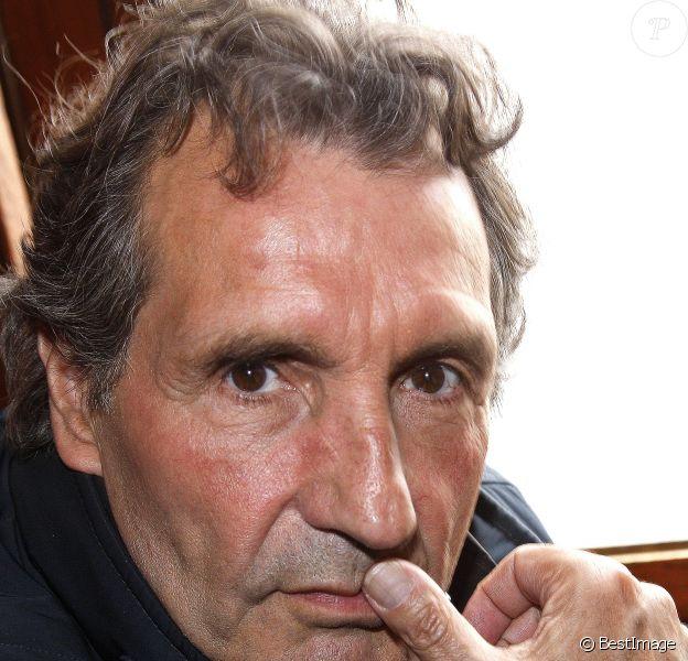 Jean-Jacques Bourdin - Portrait de célébrités à Paris le 15 mai 2013.