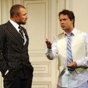 Davy Sardou et Alexandre Brasseur : Un duo de fils de stars acclamé par les VIP