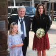 La princesse Mary le 11 septembre 2014 à Copenhague lors d'un symposium sur l'exclusion et l'isolement des personnes âgées.